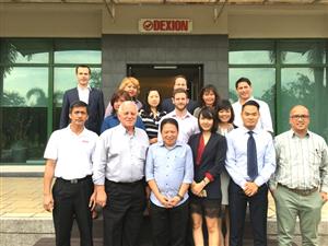 Công ty Giải pháp lưu trữ KAF tham gia Hội thảo Dexion 2015