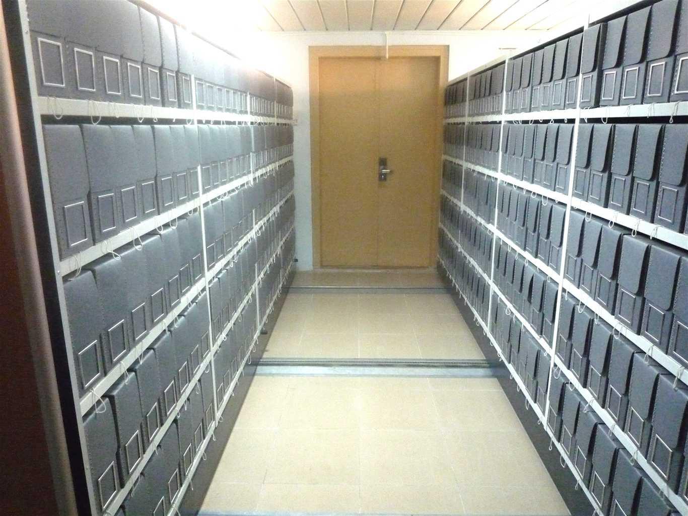 Trung tâm lưu trữ thành phố Hà Nội